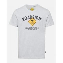 Roadsign T-Shirt, pánske, sivá